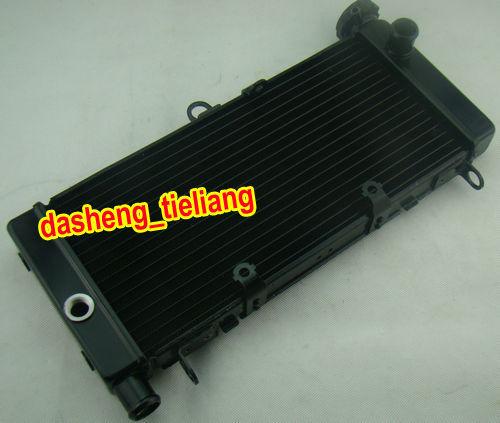 Aluminum Cooler Radiator For HONDA 1998 1999 2000 2001 2002 CB 600 CB600 Black Color