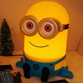 Cute Cartoon Minion Dimmable LED Night Light With Piggy Bank Function For Baby Children Bedroom