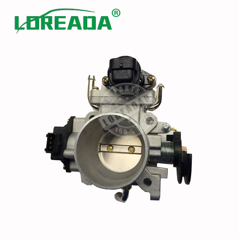 LOREADA Throttle body Assembly for Dong Feng Fxauto 4G18 UAES system Bore Diameter 50mm