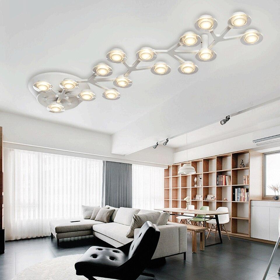 Stars LED Plum Blossom Ceiling Lights Lamp Dome Light Dining room ...