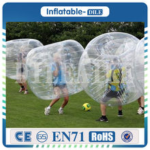 Inflatable Bubble Soccer 0 8mm PVC 1 5m Air Bumper Ball Body Zorb Ball Bubble font