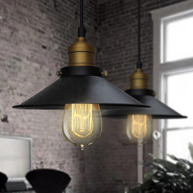 vintage koperen hanglamp amerikaanse klassieke oude meubels hanger