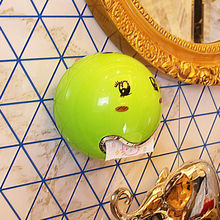 1pc Cute Emoji Ball Shaped Tissue Paper Holder Creative Toilet Roll for Bathroom Wall Kitchen Accessories