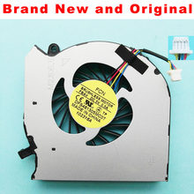 New Original CPU fan for HP Pavilion DV6-7000 DV7-7000 M7-1000 cpu cooling fan cooler DFS481305MC0T FBAV 682060-001 682061-001(China)