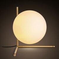 モダンなスタイルのガラスボール tabel ランプスカンジナビアミニマル寝室のベッドサイドランプパーソナライズ装飾ボールランプ|lamp style|lamp scandinavianlamp lamp -