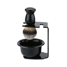 Щетины материалы чаша мыло бритья современный акриловые очистки профессиональный дизайн инструмент