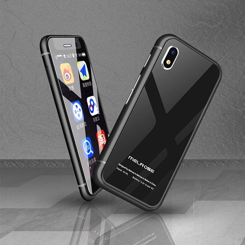 S9 édition améliorée Ultra mince mini étudiant téléphone intelligent jouer magasin android 7.0 MTK6737 quad core téléphone mobile intelligent