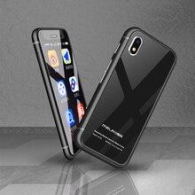 Smartphone s9 mtk6737 ultra fino com núcleo quad core, celular versão melhorada, mini estudantes, android 7.0, mtk6737