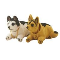 Auto Decor Shake Hoofd Gelukkig Puppy Hond Decoratie Beeldjes Huishoudelijke Decor Shake Hoofd Honden Ambachten Kid Kinderen Speelgoed