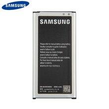 Original Samsung Battery EB-BG900BBE EB-BG900BBC For Samsung S5 G900S G900F G900M G9008V 9006V 9008W 9006W G900FD NFC 2800mAh цена и фото