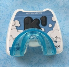 class II  malocclusion Teeth trainer k1/MRC Orthodontic teeth trainer Appliance k1 for ages 5-10 malocclusion orthodontic trainer t4a mrc orthodontic brace t4a t4a teeth trainer retention alignment