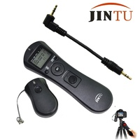 JINTU 2.4G LCD Remote Shutter Release Control for CANON EOS 70D 60D 60Da 1100D 1000D 700D 650D 600D 550D 500D 450D 400D Camera