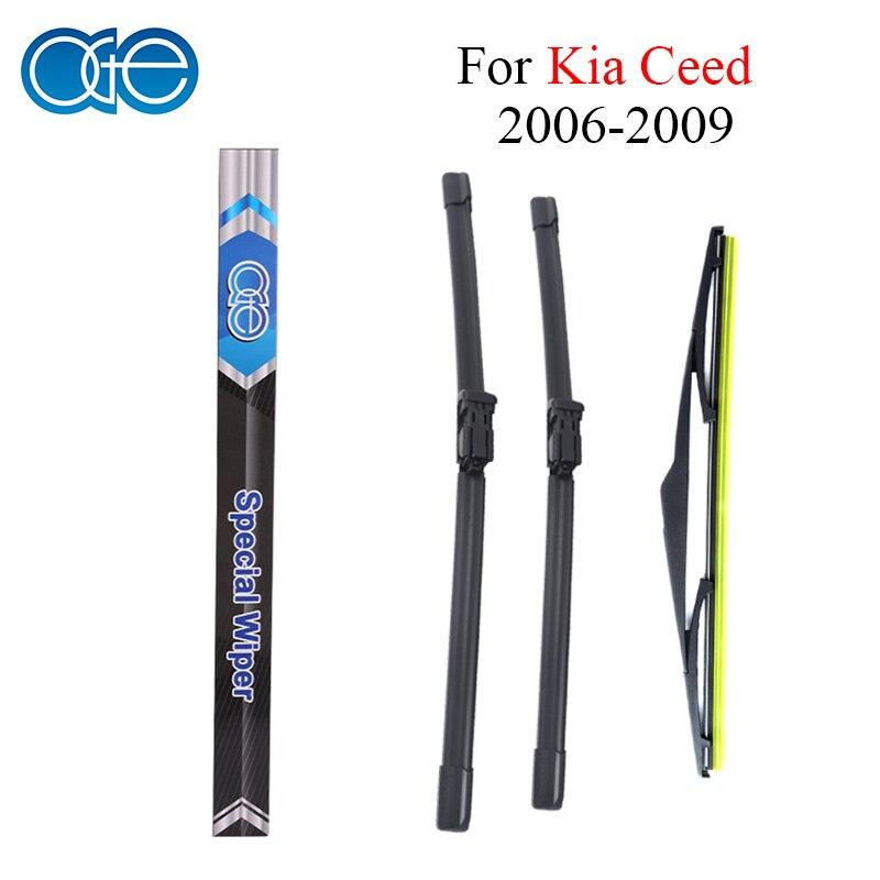 Oge Wiper Blade For KIA Ceed Accessories 2006 2007 2008 2009 High Quality Brush for kia sorento 2006 2007 2008 2009 white