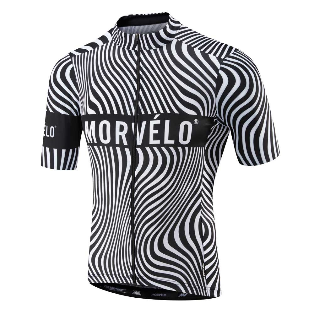 2019 Pro team Morvelo Summer Jerseys Bike Shirt Men's Cycling Jersey Ciclismo Bicicleta Shirt Tops Maillot Ciclismo Breathable