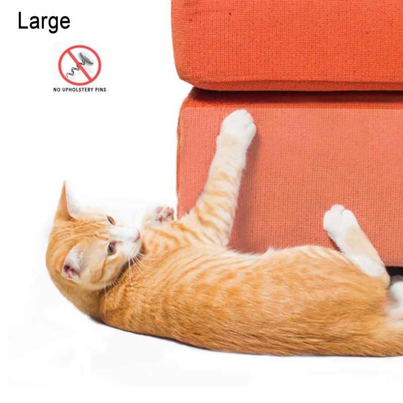4 Mèo Ghế Dài Stoping Trầy Xước Miếng Lót với Móng Mèo Xước Miếng Dán Bộ Đồ Bảo Vệ từ Mèo