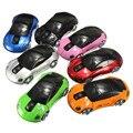 BESTRUNNER 3D Carro Em Forma de Mouse Óptico Sem Fio de 2.4 GHz Ratos 1600 DPI USB Para PC laptop