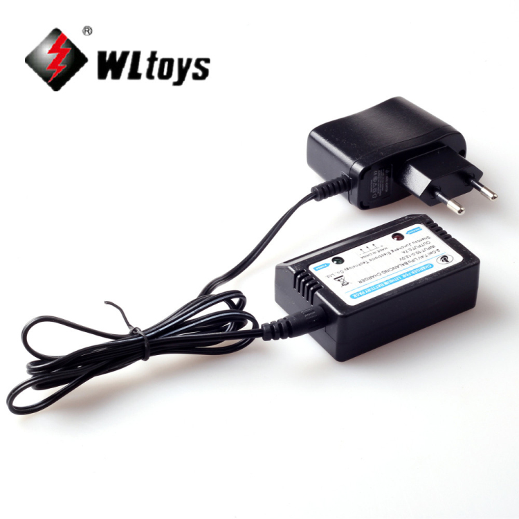 WLtoys RC Car Spare Parts 12428 Balance Charger A959 RC Car Charger A949-58 wltoys Universal charger Accessories wltoys 12428 12423 1 12 rc car spare parts 12428 0091 12428 0133 front rear diff gear differential gear complete