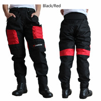 Racing Pants Motorcycle Riding Pants Men's Cross country Motorcycle Trousers Wear Protection Seasons Universal Size M XXL