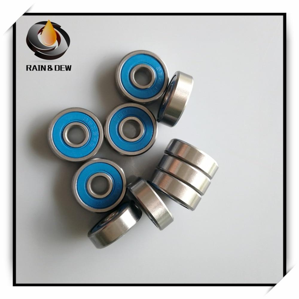 S625-2RS 5x16x5 mm CERAMIC 440c S.Steel Ball Bearing 625RS ABEC-7 QTY 2
