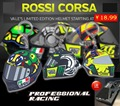 Iwasaki exquisite motorcycle car with a key buckle Rossi VR46 helmet set direct sales