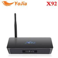 2G/3G 16GB/32GB Smart TV BOX X92 Amlogic S912 Android 7.1 TV Box 4K Media Player OctaCore KD Player 5G Wifi X92 Set Top Box