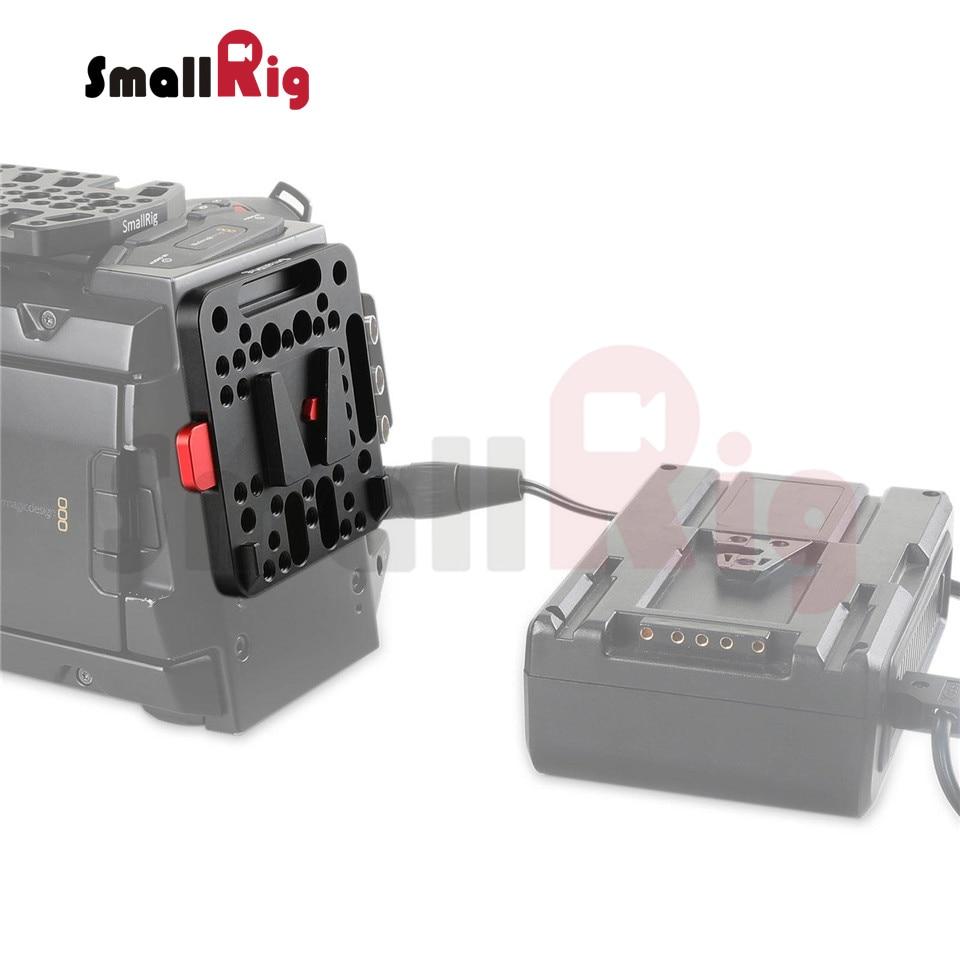 SmallRig Kamera Video Batareya Plitəsi V-Lock Quraşdırma Dəsti, - Kamera və foto - Fotoqrafiya 5