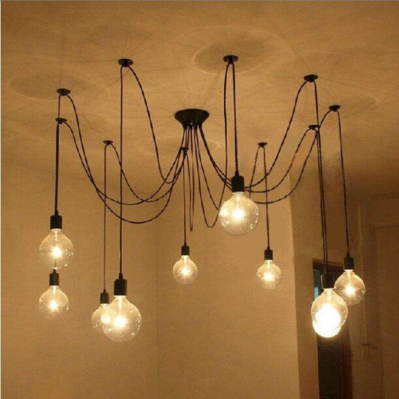 decorative lighting fixtures. Free Hanging Light Fixture Retro Spider Classic Decorative Fixtures  Lighting Designs