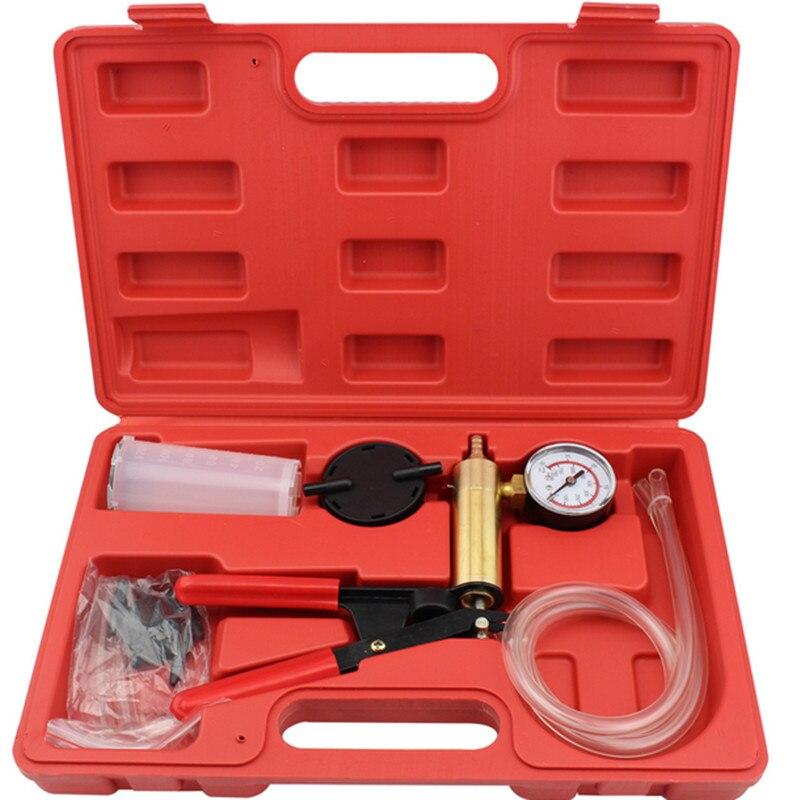 Motor Repair Tools Manual Motor Vacuum Pump Vacuum Suction Gun Negative Pressure Pump