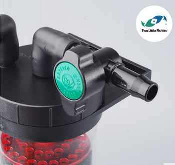U.S.A Two Little Fishies phosban reactor 150 Multifunction reactor filter equipment NP bean beans reducing NO2 N03 PO4