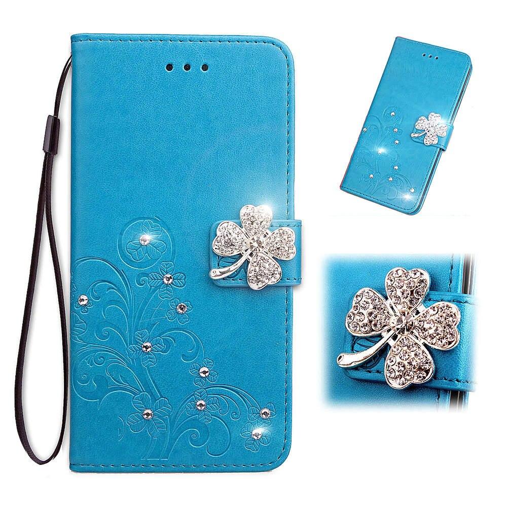 Купить Чехол для samsung A70, роскошный женский кошелек из искусственной кожи, блестящий цветочный чехол для samsung Galaxy A70, смартфон на Алиэкспресс