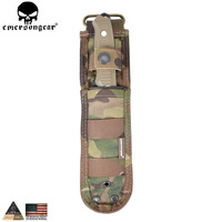 EMERSONGEAR Tactical Knife Pouch Airsoft Gear Knife Pouch Combat Military Army Airsoft Hunting Tactical Drop Pouch EM3330