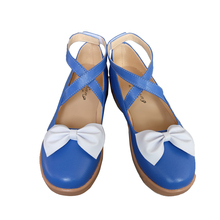 Vocaloid Snow Hatsune Miku Cosplay Costume Shoes Kawaii Star Princess New Custom Handmade