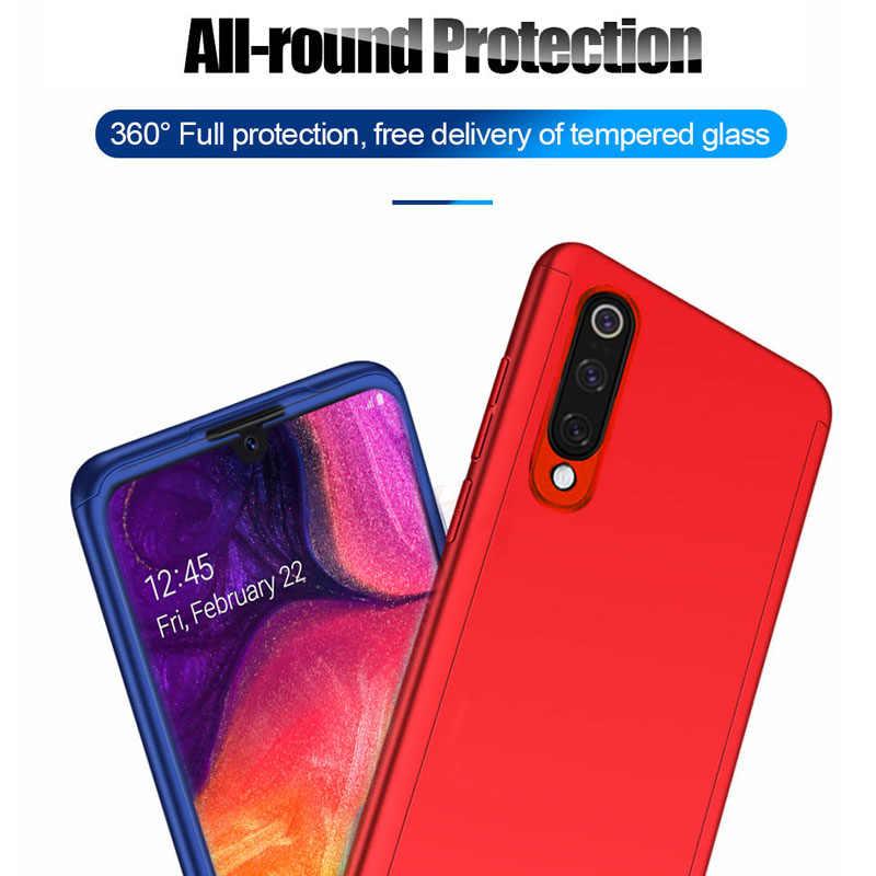Роскошные 360 Полное покрытие чехол для samsung Galaxy A50 A70 A40 A30 A10 M10 чехол для samsung S8 S9 плюс S10 Note 8 9 A7 2018 A5