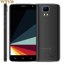 """Vkworld S3 Android 7.0 1 GB + 8 GB 5.5 """"MTK6580A Quad Core jusqu'à 1.3 GHz 2.5D Gorilla de Corning Verre Écran Téléphone Portable 3G OTA FM GPS"""