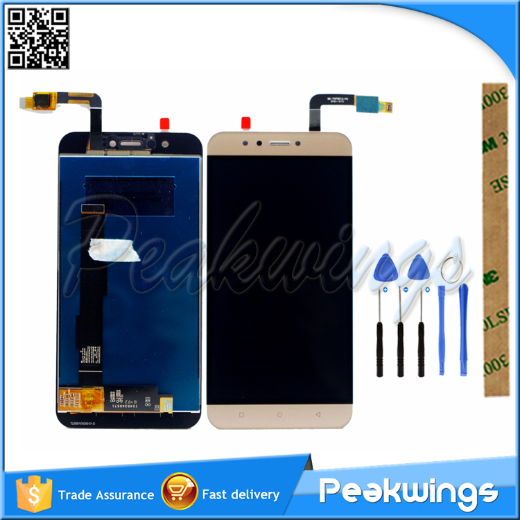 100% Tested LCD Display For SuperD D1 LCD Display With Touch Screen Assembly