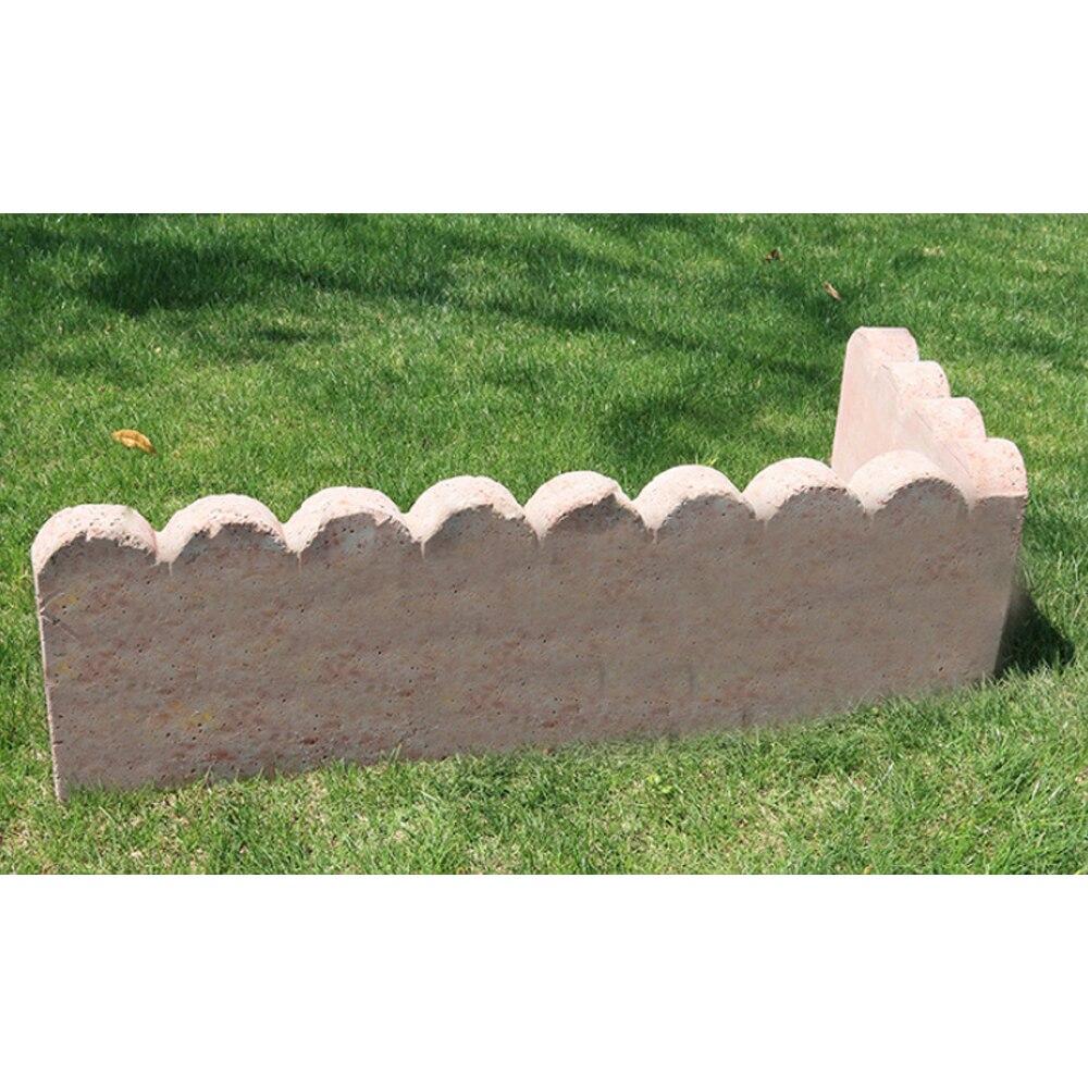 Цементные формы для кирпича, трафаретная форма, тротуарная пресс-форма, пластик, черный сад, сделай сам, камни, ригидальность, сланец, цемент, декорирование дороги