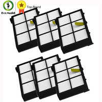 6pcs Hepa Filter Replacement For Irobot Roomba 800 900 Series 870 880 980 Vacuum Cleaners Filters