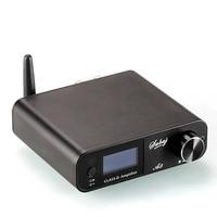 Sabaj A3 80Wx2 цифровой усилитель Bluetooth Портативный аудио hi fi Hifi усилитель класса D USB/оптический/Bluetooth/Aux аналоговый Вход BT4.2