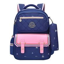 chidren School Bags Girls primary school Backpack Orthopedic schoolbag kids satchel bookbag mochila infantil sac enfant