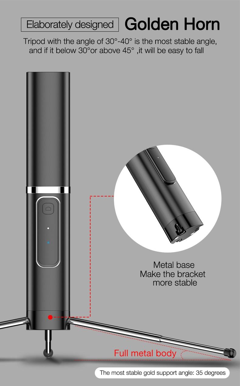 Bluetooth Selfie Stick (16)