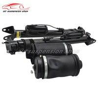 1 Set Air Suspension Shock Air Strut w/ Rear Air Spring Bag for Mercedes GL X164 W164 GL320 GL350 GL450 1643201025 164 320 20 31