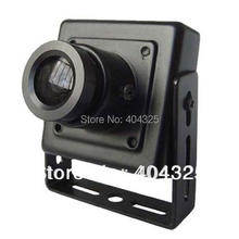 Mini 1/4″ 480TVL CMOS CCTV 6mm Board Lense Security Video Color Camera c126