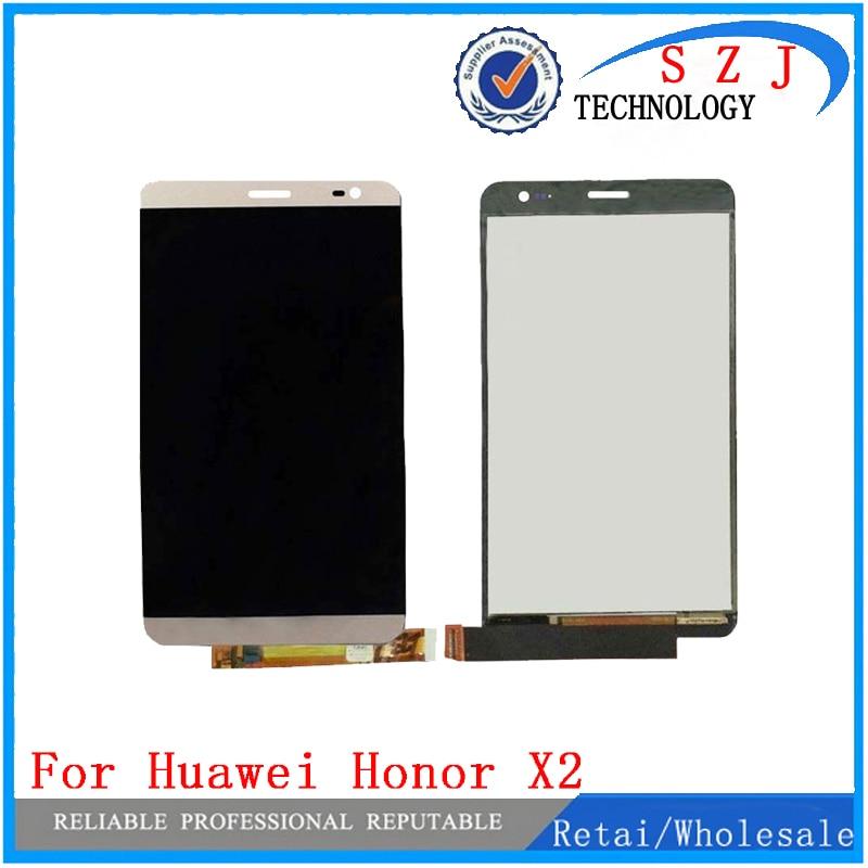 Подробнее о New For Huawei Honor X2 MediaPad X2 GEM-703L LCD Display + Touch Screen Digitizer Glass Sensor Assembly Free Shipping new 5 2 inch for huawei honor 7 lcd display monitor with touch screen digitizer glass sensor full assembly repartment