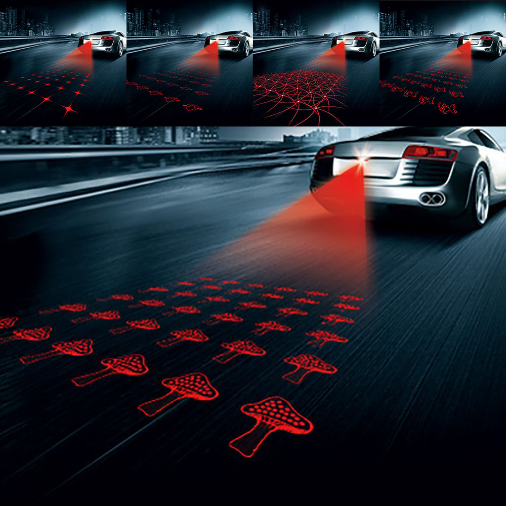 how to use led lights in car