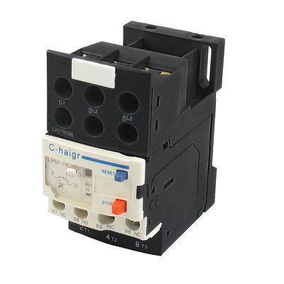 JR28-25 LRD 690V 1NO 1NC 3P Thermal Overload Relay w Socket 0.16A,0.25A,0.4A,0.63A,1A,1.6A,2.5A,4A,6A,8A,10A,13A,18A,24A,32A,38A jr28 33 65a 690v 1no 1nc 3 phase thermal overload relay w socket