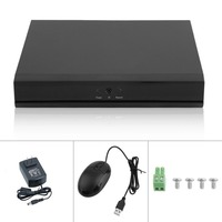 4CH/8CH/16CH DVR AHD NVR HVR Security Digital Video Recorder H.264 With P2P/P3P Cloud Function DVR Safer Monitoring System