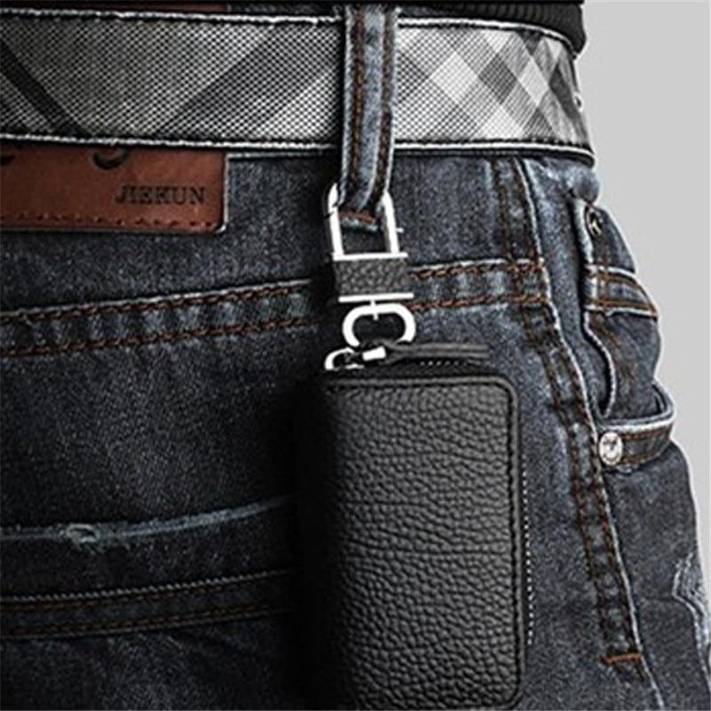 couro pu homens carteiras porta-chaves Comprimento*wide*altura : 8*5*1.8cm