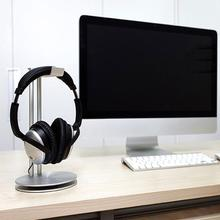 Get more info on the Fashion Aluminum Desk Top Headset Holder Stand Bracket Headphone Display Rack headphone holder rack 2019