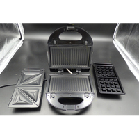 Toaster Sandwich Bread Maker Small Breakfast Machine Household Waffle Maker KY 18