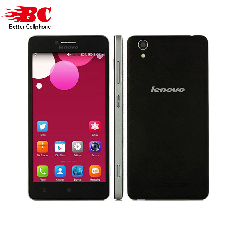 Original Lenovo A858 A858W MT6732 Quad Core 1 5GHz FDD LTE 4G Android 4 4 8G